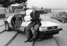 Quelle mentalfloss.com ©ROGER RESSMEYER CORBIS John DeLorean Driven