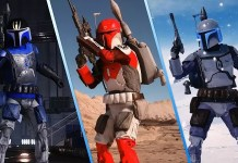 ©EA Star Wars Live-Action Realserie Disney Streaming TV Show The Mandalorian