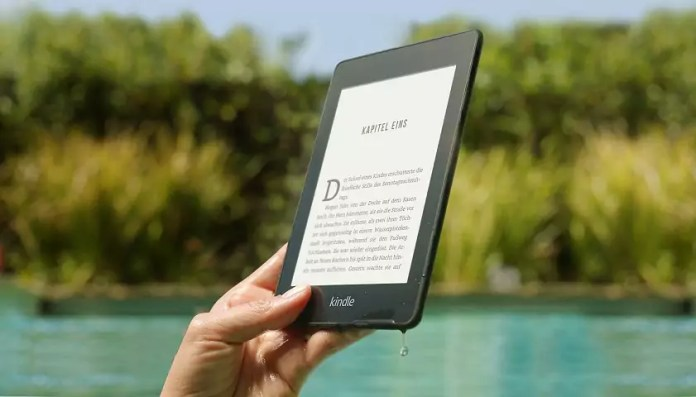 Amazon Kindle Paperwhite, Amazon Kindle Paperwhite 2018