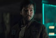 ©Lucasfilm Rogue One Prequel Serie Diego Luna Disney