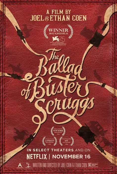 ©Netflix The Ballad of Buster Scruggs Kritik The Ballad of Buster Scruggs Review