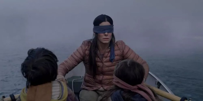 ©Netflix Bird Box Kritik Sandra Bullock Bird Box Review