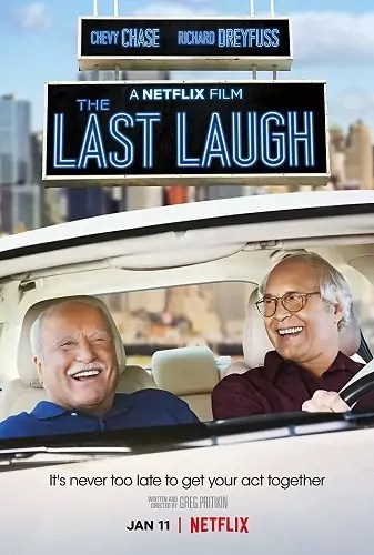 ©Netflix The Last Laugh Kritik The last laugh review netflix the last laugh 2019
