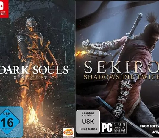 ©From Software Neue Games Bloodborne Sequel Dark Souls Sekiro Shadows Die Twice