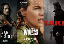 ©Syfy ©Amazon ©NBC Van Helsing staffel 3 the widow staffel 1 taken staffel 1 serien trailer time
