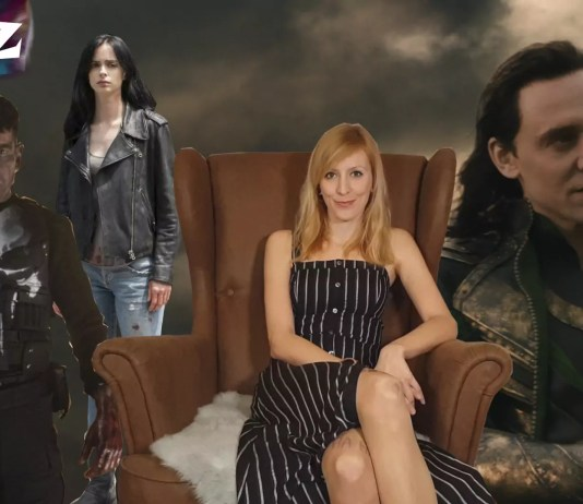 Loki Serie, The Man in the High Castle, The Widow, Jessica Jones, Punisher