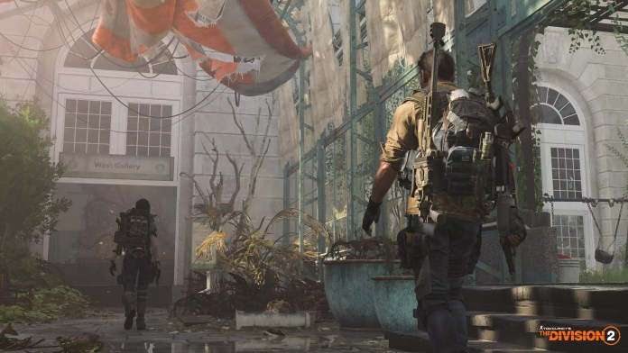 ©Ubisoft The Division 2 Open Beta