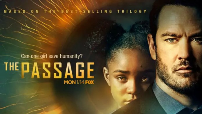 ©Fox The Passage Kritik Review Mark-Paul Gosselaar Saniyya Sidney Jamie McShane Henry Ian Cusick Vincent Piazza