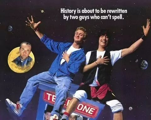 ©MGM Bill und ted bill & ted