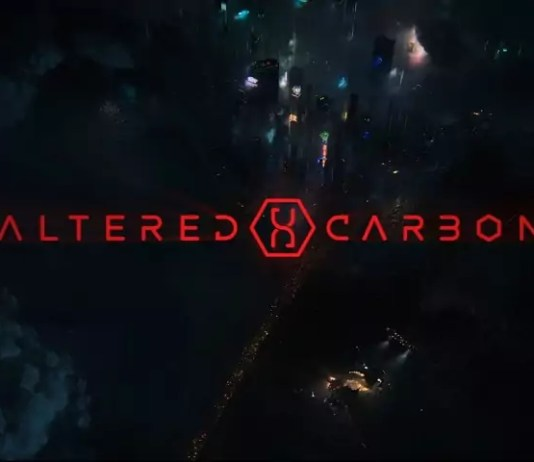Altered Carbon Comic, Altered Carbon Download Blues,