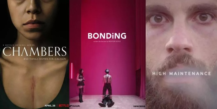 ©Netflix ©Blackpills ©HBO Chambers Bonding High Maintenance 3 serien trailer time