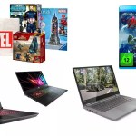 Laptop Deals & Marvel Merch auf Amazon
