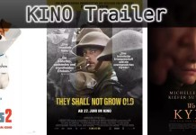 ©Universal Pictures ©Warner Bros ©Kinostar , pets 2 , they shall not grow old , wo ist kyra , kino trailer time