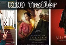 ©Studicanal ©20th Century Fox ©Sony Pictures , Long shot , tolkien , brightburn , kino trailer time