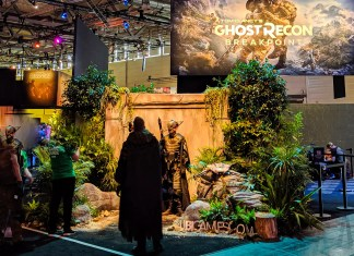 Tom Clancy's Ghost Recon Breakpoint, Gamescom 2019