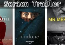 ©Netflix ©Amazon Prime Video ©Audience Network , Unbelievable , Undone , Mr Mercedes , Serien Trailer Time