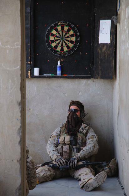Afghanistan par Pierre-André Normandin