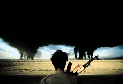 Soldier_oil_field_fire_smoke