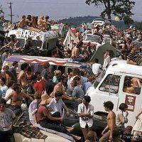L'avant et l'après Woodstock