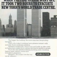 Alerte au World Trade Center