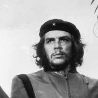 Che Guevara: retouche photographique