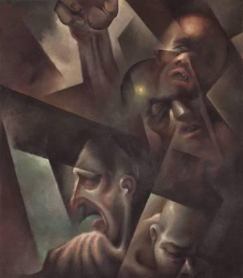 Les souterrains, 1934