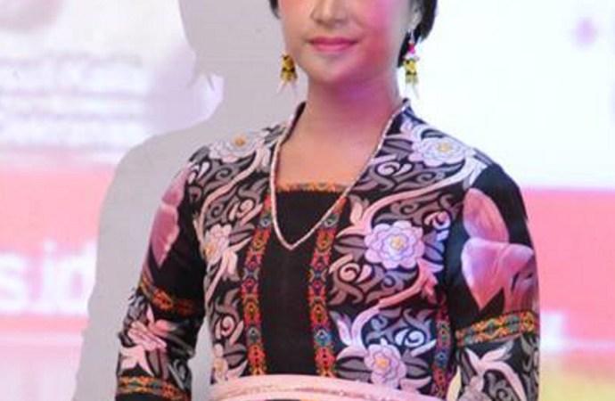 Batik dan Produk Khas Bulungan Ditampilkan dalam Kunker Ketua Dewan Kerajinan Nasional