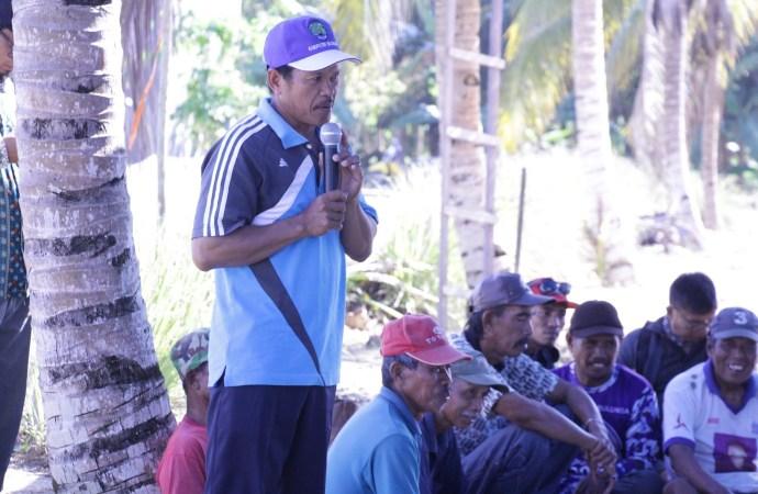Distan Akan Lakukan Optimalisasi Pengairan Sawah di Desa Sajau Hilir