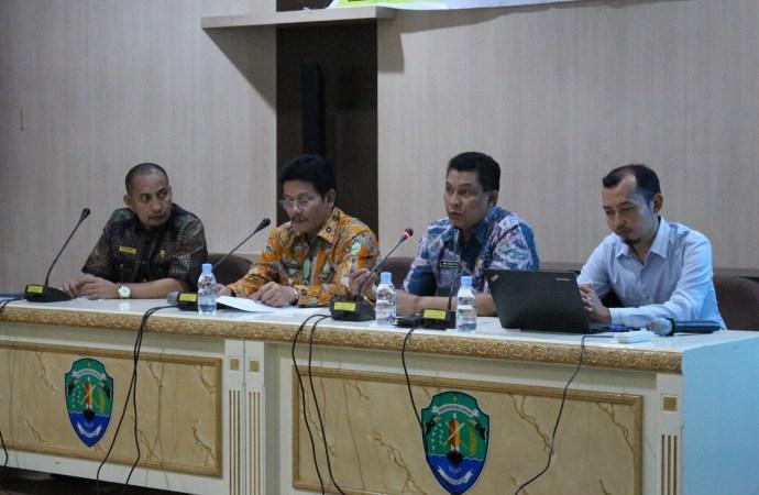 Diskominfo Gelar FGD Finalisasi Penyusunan Masterplan TIK