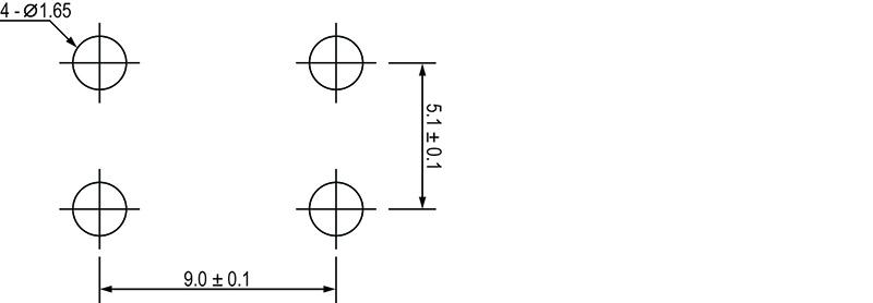 SPST Circuit Breaker Switch