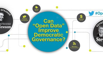 Experts Weigh Opportunities and Challenges of Public Open Data