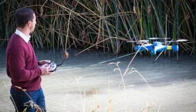Peaceful Apps for a New Generation of Unmanned Aerial Vehicles