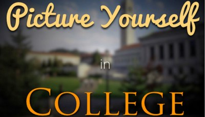Picture Yourself in College