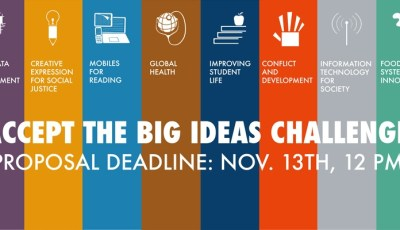 Big Ideas competition now open to all CITRIS campuses