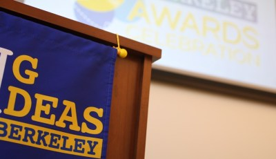 Big Ideas@Berkeley competition open: student funding competition