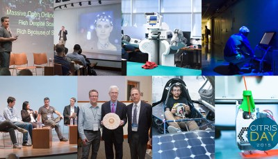 CITRIS Day 2015 Highlights