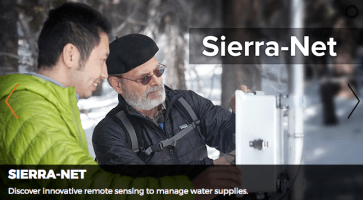 Sierra-Net featured on UCTV Sustainable California