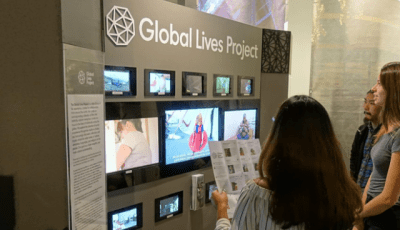 Global Lives Project Exhibit at the CITRIS Tech Museum