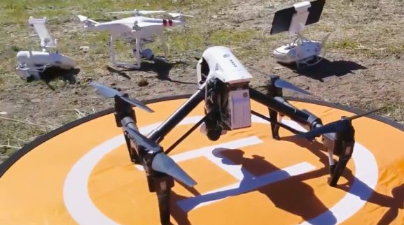 Drones for Sustainability