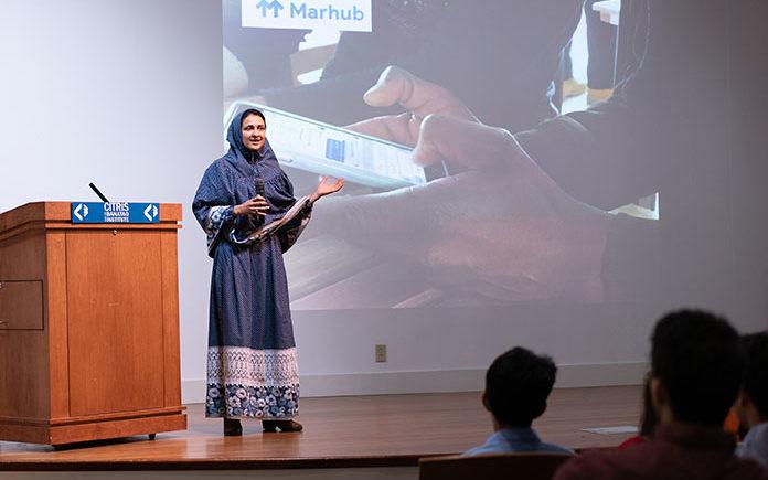 Sarrah Nomanbhoy of MarHub