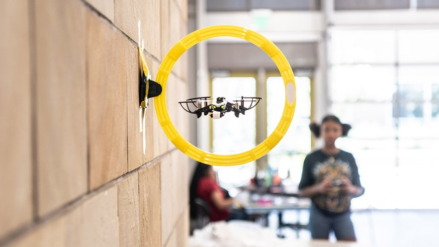 UC Davis launches Drone Academy for high-schoolers - CITRIS