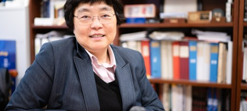 Q&A with new NanoLab faculty director, Connie Chang