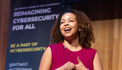Women in Tech Symposium highlights leading women in cybersecurity