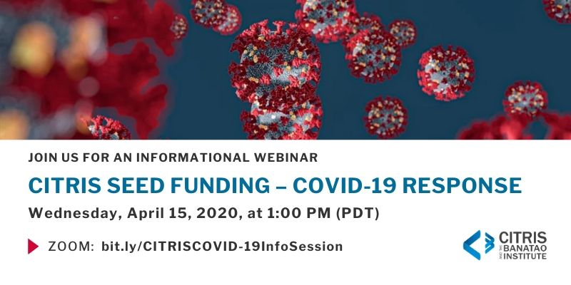 CITRIS Seed Funding Info Session