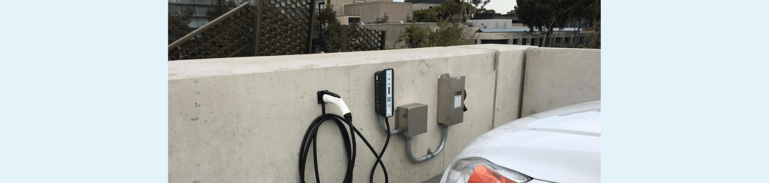 Campus charging station a new testbed for EV research