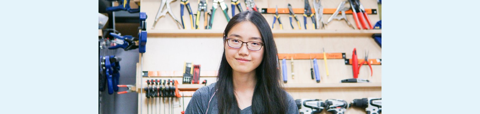 CITRIS Invention Lab Superuser Spotlight: Chau Van (Class of '21, EECS)