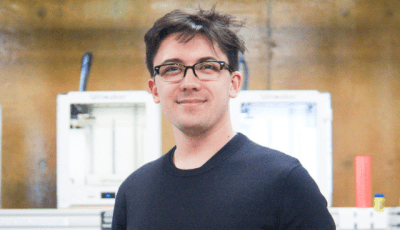 CITRIS Invention Lab Superuser Spotlight: Eldon Schoop (PhD, CS)