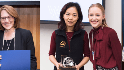 Nominations Now Open for 2021 Women in Tech Initiative Athena Awards!