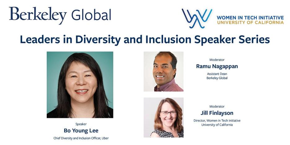 Conversation with Bo Young Lee, Chief Diversity and Inclusion Officer, Uber