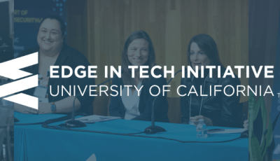 Meet EDGE in Tech: Women in Tech's New Name Showcases its Inclusive Mission